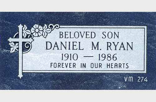 View Pictures Of Flat Headstone Designs Before Buying One