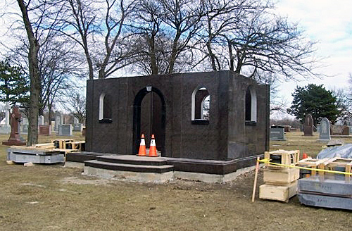 Private Mausoleum Construction